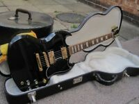 FS/FT 2007 GIBSON SG 61 REISSUE LTD EDITION GUITAR OF THE WEEK ( Midlands LE27QT)