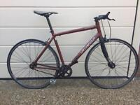 Specialised langster fixie racing bike 56cm