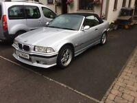 BMW E35 convertible *LOW MILEAGE & 12 MONTHS MOT*