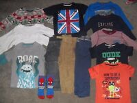Lovely Bundle of Boys Clothes - 18-24 months - 14 items