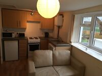 Cullompton. Excellent one bed flat . Ready this week. Quiet area with parking.