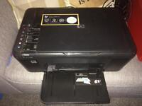 HP deskjet F4580 series printer
