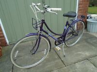 Raleigh Traditional Dutch Ladies Bicycle