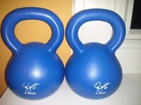 Twin 6.0kg Kettle Bell Weights