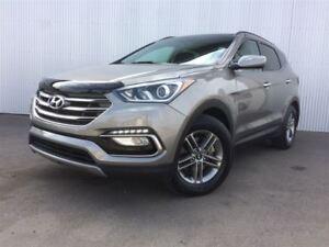 2017 Hyundai Santa Fe Sport Premium, AWD, HEATED SEATS, LEATHER,