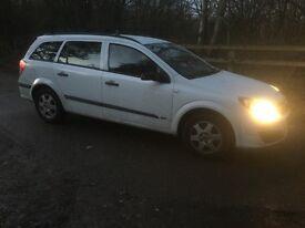 Vauxhall Astra 1.3 cdti 6 speed manual diesel estate car