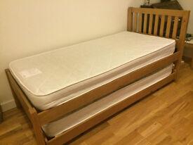 John Lewis Gemini Guest Bed