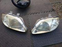 Honda civic 99-00 Lights facelift