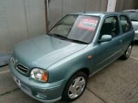 Nissan Micra 1L 8 months MOT service history cheap tax cheap petrol HPI clear
