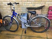 Swap...for a bike with step through frame
