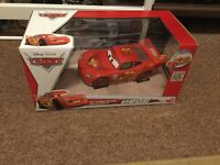 Lightning McQueen remote control car