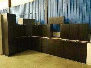 New Kitchen Cabinet Sets at Auction - Ends September 18th
