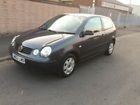 VOLKSWAGEN POLO 1.2 *IDEAL SMALL FAMILY CAR**
