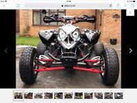 Polaris Outlaw 500 quad bike road legal