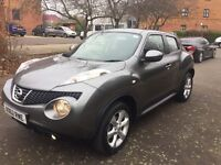 2012 (62)NISSAN JUKE 1.6 ACENTA SPORT 5DR PETROL (LOW MILEAGE) IMMACULATE CONDITION BARGAIN!!BARGAIN