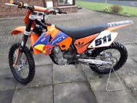 2006 ktm 450 for sale £1600 ono