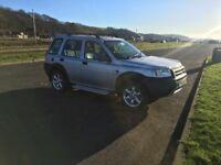 Land Rover freelander 2ltr diesel sale or swap