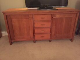 Wooden sideboard / TV unit
