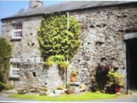 Beautiful 2 bedroom cottage on the edge of the LAKE DISTRICT to Rent