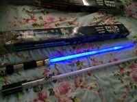 Obi-Wan Force Fx master replica lightsaber 2005