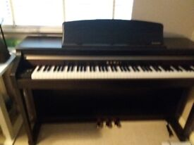 Kawai Concert Artist Electric Piano: Model CA65R - Perfect Condition, like new yet well-played