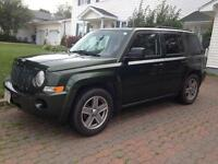 Low mileage! 2008 Jeep Patriot