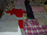 Womens clothes size 8-10