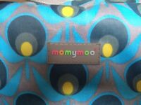Mommy moo changing bag