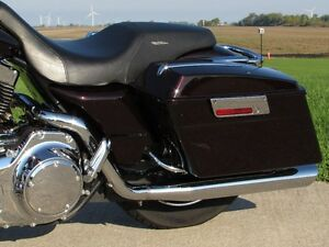 2007 harley-davidson FLHX Street Glide   Merlot Pearl and Stage  London Ontario image 20