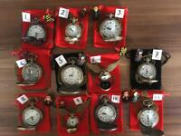 Harry Potter themed pocket watch
