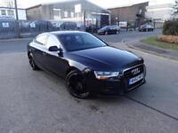 Audi A5 Sportback TDi 5dr (black) 2012