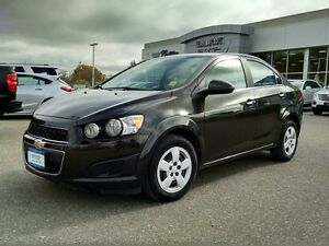 2014 Chevrolet Sonic Sdn LT *Heated Cloth*