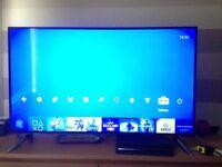 """Panasonic 48"""" Ultra HD 4K LED TV"""
