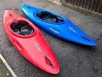 2 dagger infrared kayaks