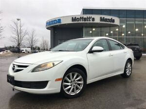 2011 Mazda MAZDA6 GS ALLOY RIMS, CRUISE, POWER WINDOWS/MIRRORS/L