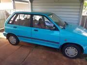 1993 Ford Fiesta Sedan Goonellabah Lismore Area Preview