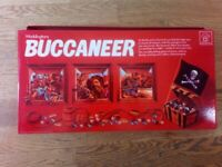 VINTAGE 1976 BUCCANEER GAME 100% COMPLETE WITH INSTRUCTIONS FAB CONDITION!