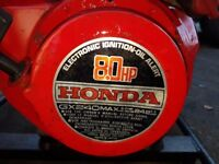 HONDA GX240 PETROL GENERATOR - 8hp - 5.9kw TWIN 240/110V OUTLET - SERVICED - VGWO - £269