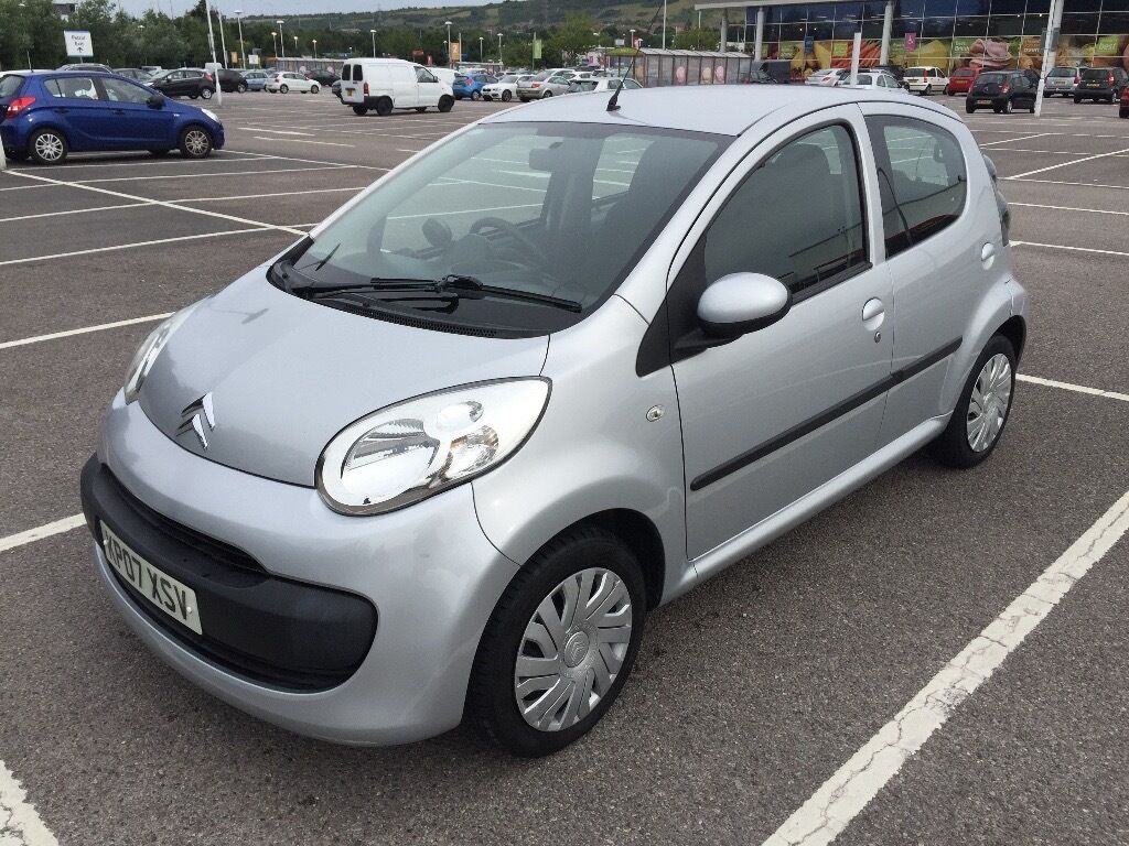 2007 CITROEN C1 RHYTHM 1.0 / LONG MOT / PX WELCOME / 5 DOOR / FINANCE AVAILABLE / WE DELIVER
