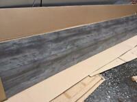Wren - Tek Wall - Ocean Cypress Splash Back - 4000 x 600mm - Brand New