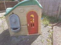 Playhouse for Toddlers