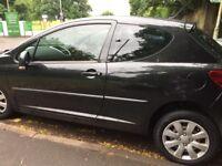 Quick sale Peugeot 207, 07 plate mot till next year