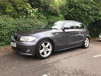 BMW 120d, 05 Reg, 185.000mls
