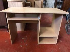 Ikea alve bureau desk black in bishopbriggs glasgow gumtree