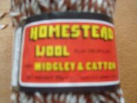 Midgley and Catton knitting wool