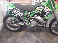 Kx 250 super evo very clean