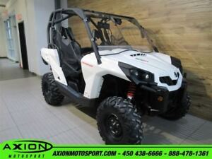 2018 Can-Am Commander 800R 32$/SEMAINE
