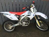 2003 Honda crf 450 r excellent condition throughout for year
