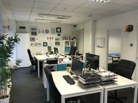 Modern & Spacious Office 5 minutes from City Centre
