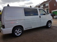 Vw T4 with 12mths MOT, 2000 Plate but come with private plate